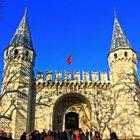 Kültür ve Turizm Bakanlığı'ndan 'Topkapı Sarayı' açıklaması