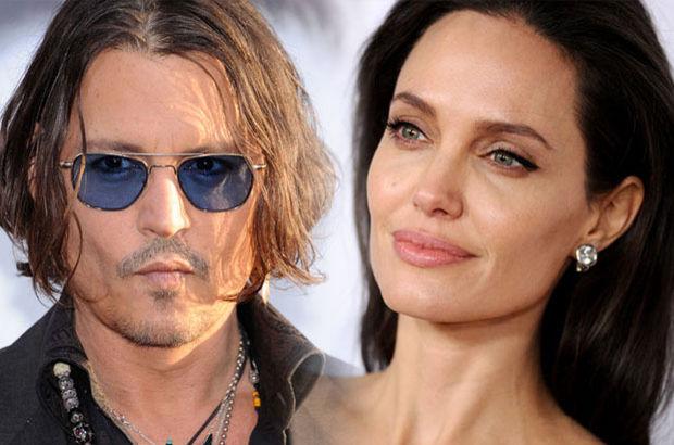 Angelina Jolie boşanma davası için ünlü oyuncuyla görüşüyor!