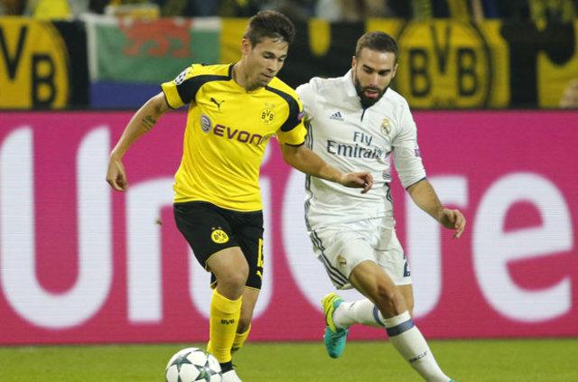 Borussia Dortmund: 2 - Real Madrid: 2   MAÇ SONUCU