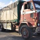 Suriye'ye 70 kamyon yardım gönderildi
