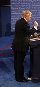 ABD başkanlık seçimi münazarası