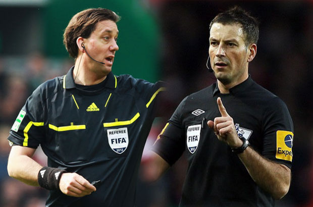 Manuel Gräfe - Mark Clattenburg