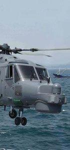 Güney Kore askeri helikopteri denize çakıldı