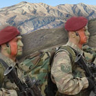 Şemdinli'de bordo berelilerden PKK operasyonu