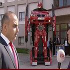 İşte Türk yapımı Ankaralı transformers Antimon