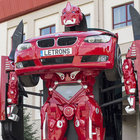 Türk yapımı Transformers Letrons görücüye çıktı