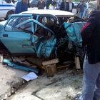 Kastamonu'da araçla birbirine girdi: 1 ölü 2 yaralı