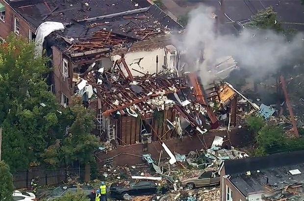 ABD'nin New York kentinde patlama! 5 yaralı