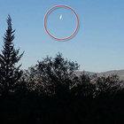 Ufo sandıkları cismi jandarmaya ihbar ettiler