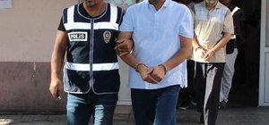 Bingöl'de gözaltına alınan zanlı tutuklandı