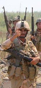 Irak'ta 5 DAEŞ militanı öldürüldü
