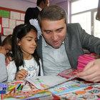 AK Parti İstanbul İl Başkanlığı'ndan Diyarbakır'da 10 bin öğrenciye kırtasiye yardımı