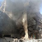 """""""Halep'te son bir haftada bin kişi hayatını kaybetti"""""""