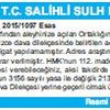 T.C. SALİHLİ SULH HUKUK MAHKEMESİNDEN