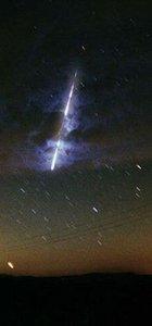 Son yılların en büyük meteoru Dünya'ya çarptı!