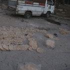 Halep'te ekmek fırınına hava saldırısı! 6 ölü