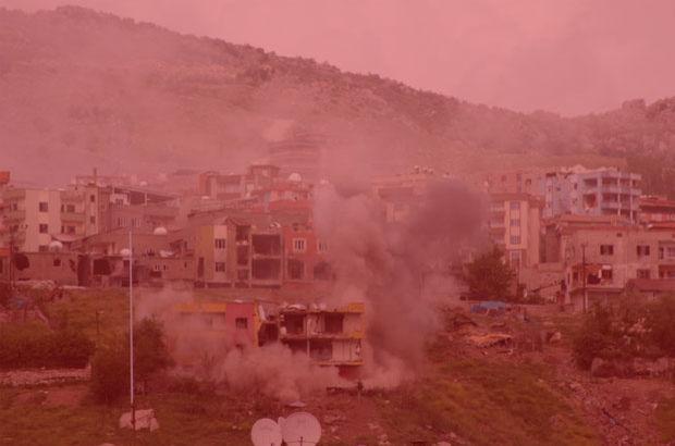 Şırnak'ta bir evde PKK'lı 6 teröristin cesedi silahları ile bulundu
