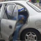 Otomobil içinde erkek cesedi bulundu