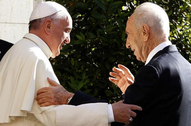 Peres'in cenazesine Papa ve Obama da katılacak