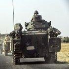 Osmaniye'de PKK'lı teröristlerden jandarma karakoluna taciz ateşi