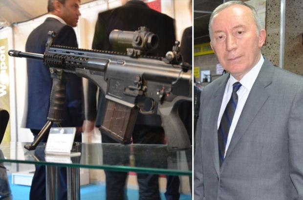 Silah çizimlerini satarken yakalanmıştı!