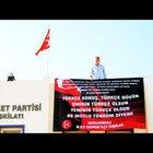 MHP Bodrum'dan o müdüre pankartlı tepki