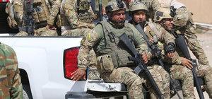Irak'ta DAEŞ'le mücadele