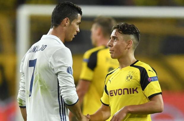 Emre Mor Ronaldo