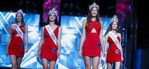 Türkiye'yi temsil edecek 4 güzel kraliçe seçildi