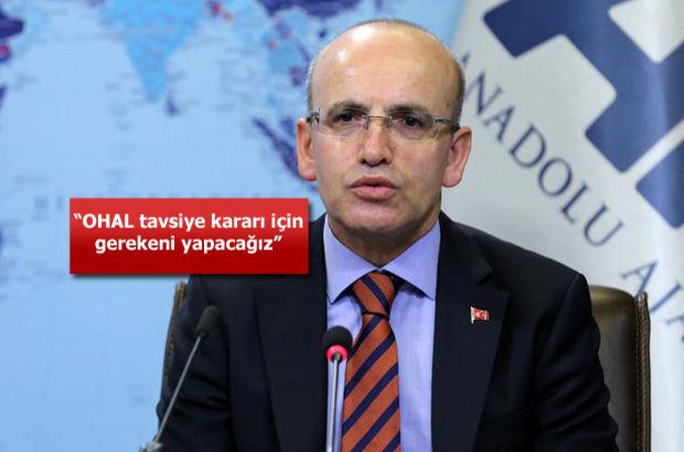 Mehmet Şimşek: Yatırımcılar sadece Moody's'e bakmazlar