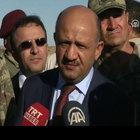 Milli Savunma Bakanı Işık, Suriye sınırında
