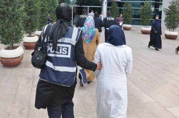 SON DAKİKA! FETÖ'den tutuklananlar ve gözaltına alınanlar (29 Eylül 2016 Perşembe)