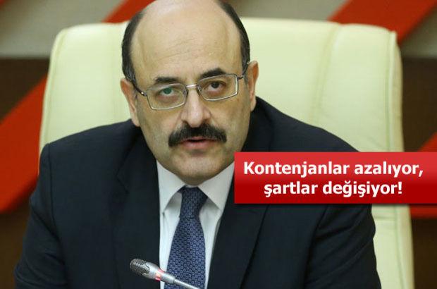 YÖK Başkanı açıkladı: Öğretmenliğe taban puanı geliyor!