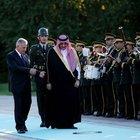 Suudi Arabistan Veliaht Prensi Ankara'da