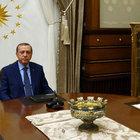 Cumhurbaşkanı Erdoğan, YÖK Başkanı'nı kabul etti