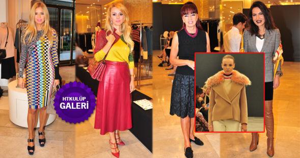 Hanımların moda tutkusu