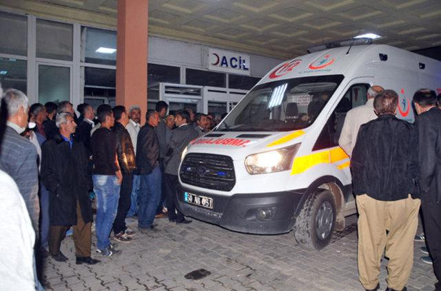 Yüksekova'da kaza: 4 ölü, 11 yaralı