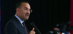 Adalet Bakanı Bozdağ'dan açıklamalar