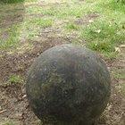 1.Dünya Savaşı'ndan kalma top mermisi bulundu