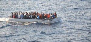 Ege Denizi'nde 7 ay sonra ikinci göçmen dramı yaşandı