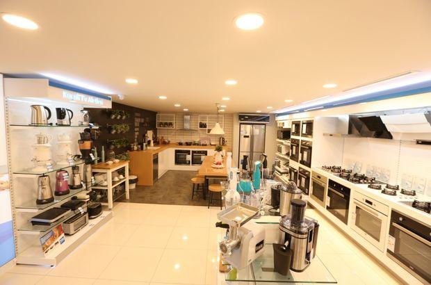 Beko'dan, İstanbul'a 8 yeni konsept mağaza daha