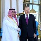 Suudi Veliaht Prensi'ne Cumhuriyet Nişanı verildi