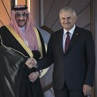 Turkey, Saudi Arabia to boost cooperation on terrorism