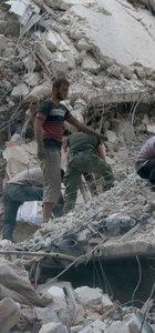 MSF, Halep'te bombalamaların acilen durdurulmasını istedi