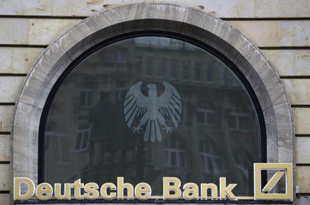 ABD Almanya Deutsche Bank