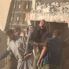 ESAD REJİMİ 'DEPREM ETKİSİ YARATAN' BOMBALARLA ÇOCUKLARI KATLETTİ!