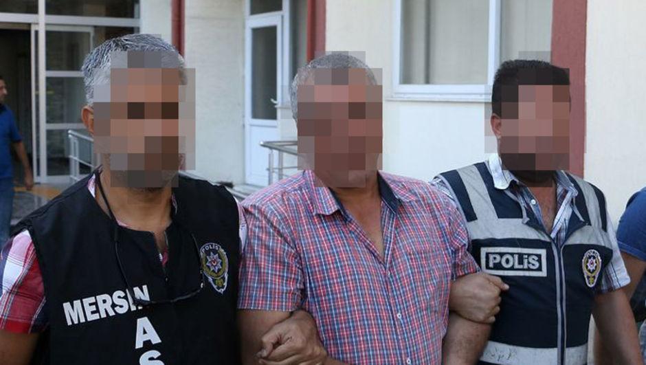 Gaziantep Mersin cinayetleri polis memuru