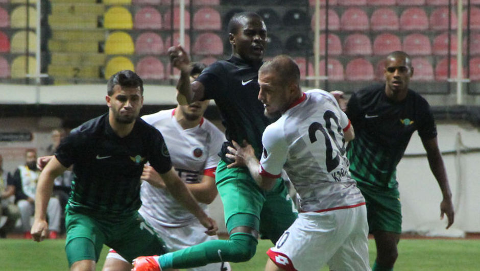 Akhisar Belediyespor: 0 - Gençlerbirliği: 0