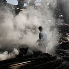 Hükümet güçleri Taiz'de dün ele geçirdikleri bazı yerlerden çekildi