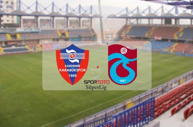 Kardemir Karabükspor Trabzonspor